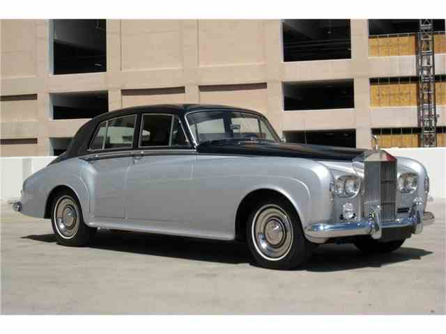 1965 Rolls-Royce Silver Cloud III Saloon | 1032829