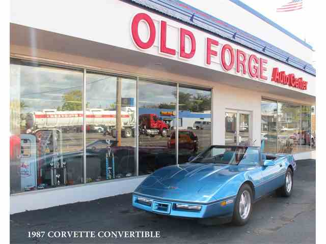Picture of '87 Corvette - $10,500.00 Offered by Old Forge Motorcars - M4XQ