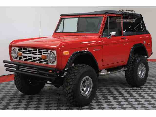 1976 Ford Bronco | 1032834