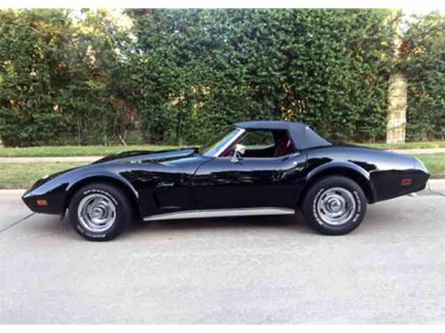 1974 Chevrolet Corvette   1032837