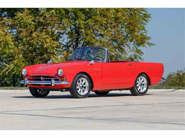 1965 Sunbeam Tiger Convertible | 1032843
