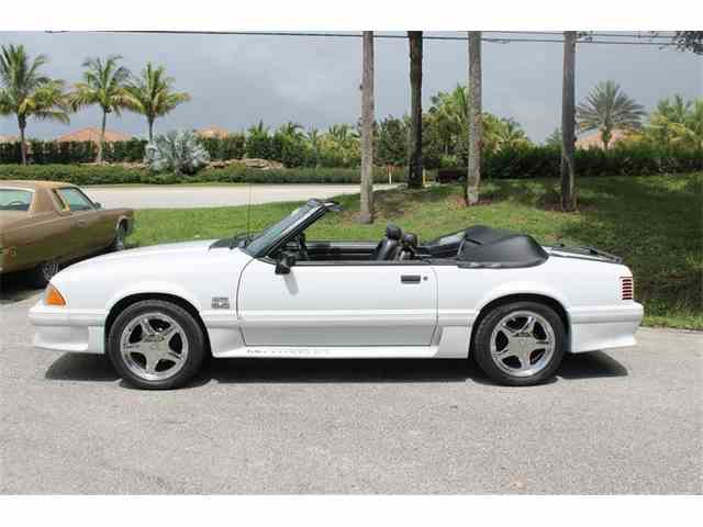 1990 Ford Mustang   1032853