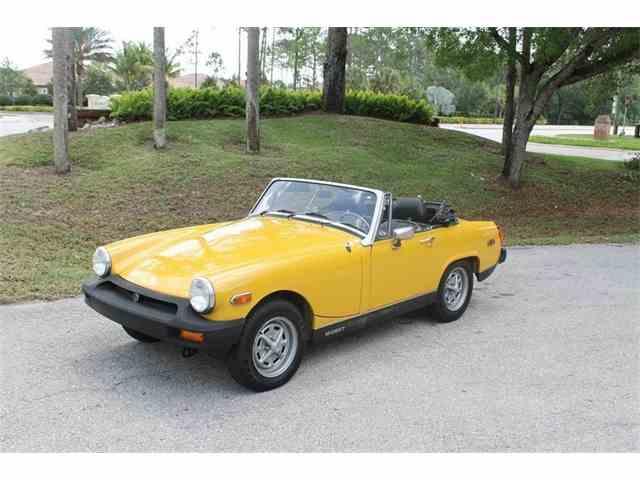 1979 MG Midget  Convertible | 1032854