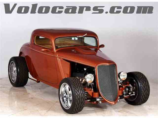 1933 Ford 3 Window | 1032855