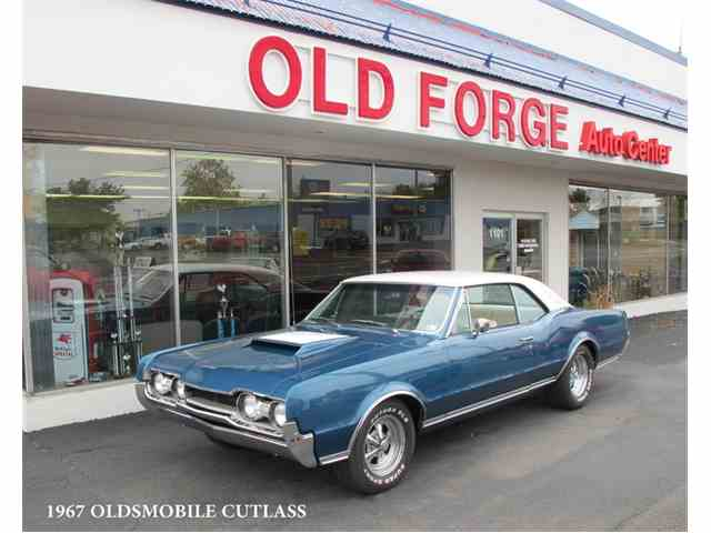 Picture of '67 Cutlass - M4YM