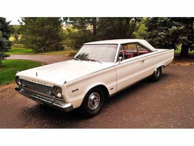 1966 Plymouth Satellite Hemi Hardtop