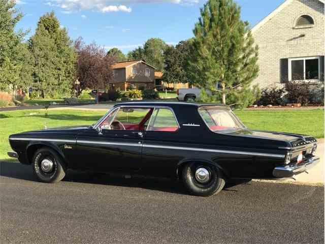 1963 Plymouth Belvedere Hemi Hardtop   1032870