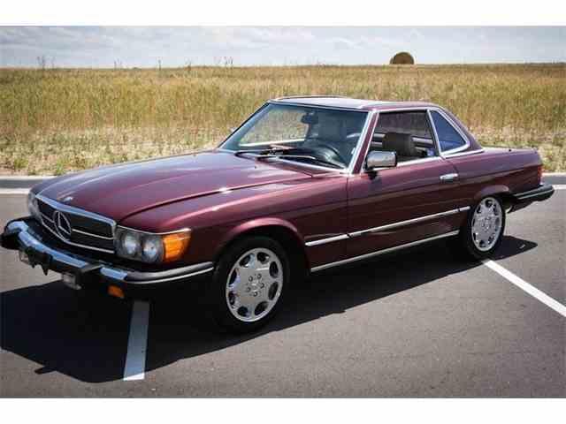 1985 Mercedes-Benz 300SL | 1032871