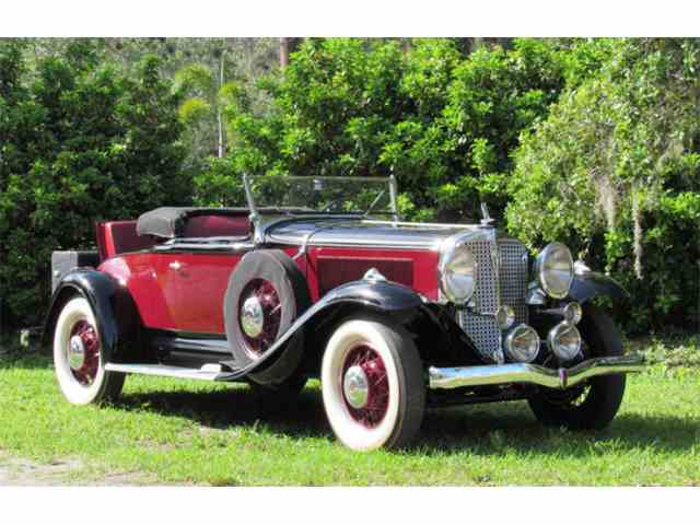 1931 Studebaker President Four Seasons Roadster | 1032872