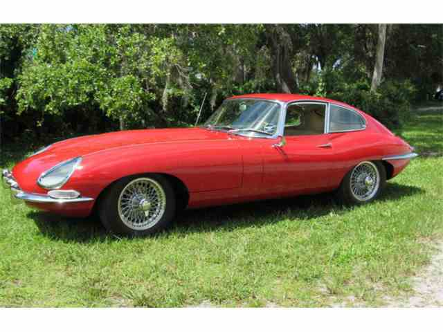 1967 Jaguar E-Type Series I Coupe | 1032874