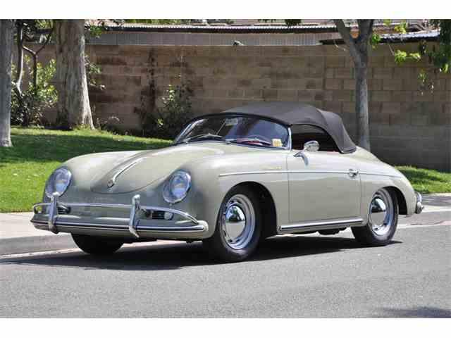 1957 Porsche 356 | 1032878