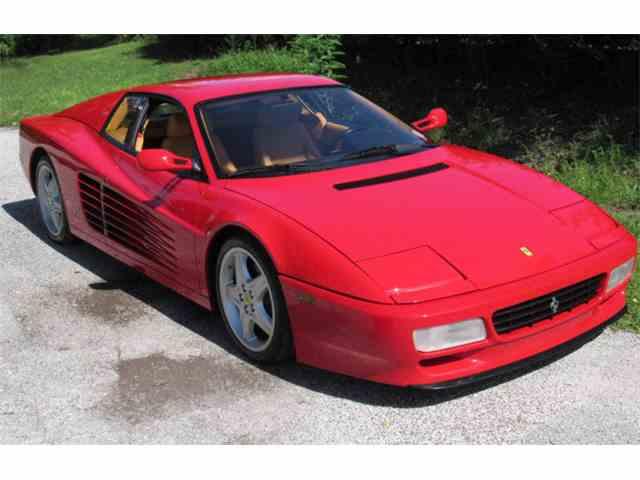 1992 Ferrari 512 TR Coupe | 1032879