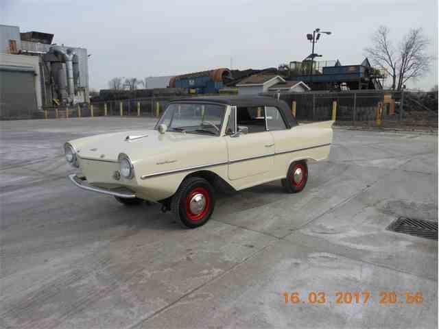 1967 Amphicar 770 | 1032882