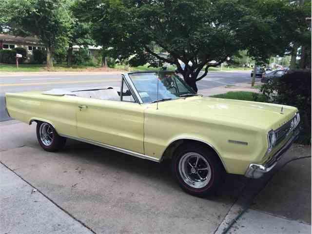 1967 Plymouth Belvedere II Convertible | 1032883