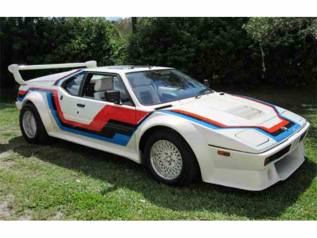 1979 BMW M1 Coupe | 1032888