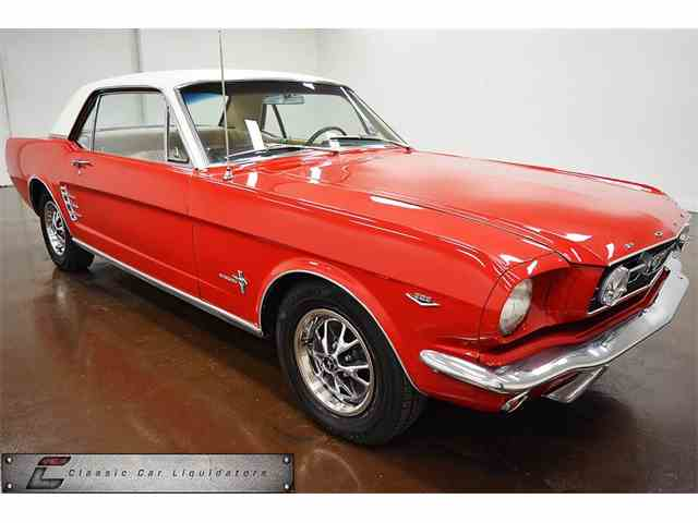 1966 Ford Mustang | 1032892