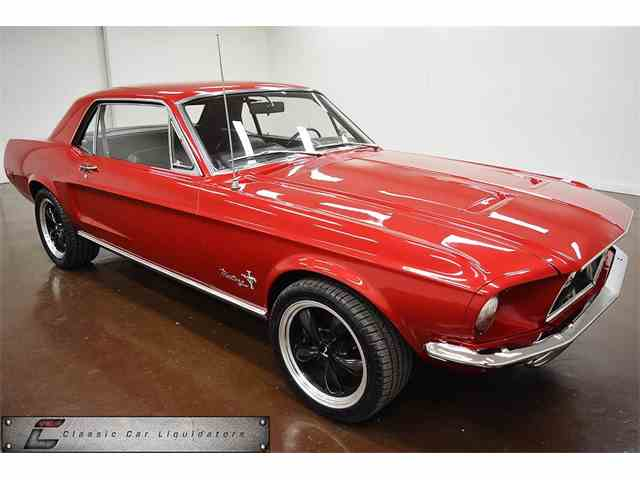 1968 Ford Mustang | 1032902