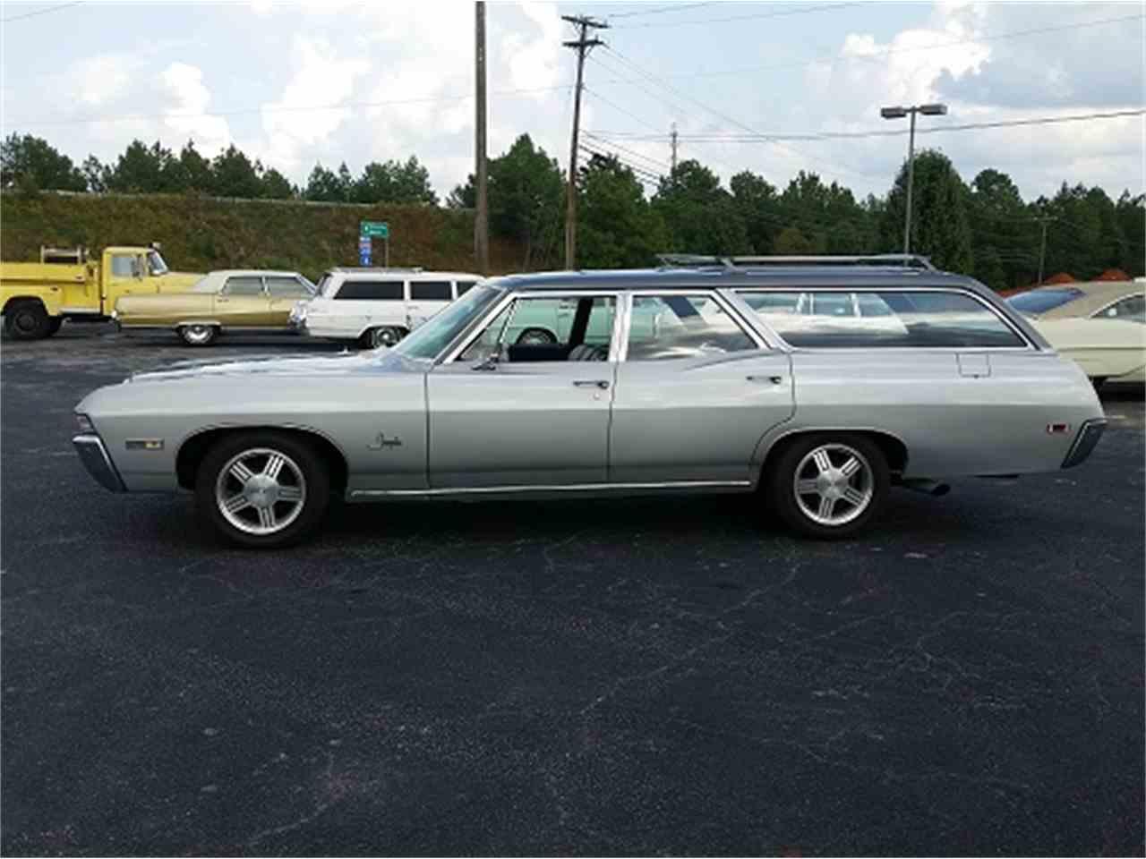 Impala 1968 chevy impala parts 1968 Chevrolet Impala for Sale on ClassicCars.com