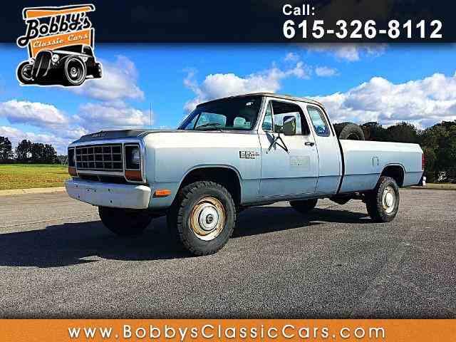 1981 Dodge W250   1032904