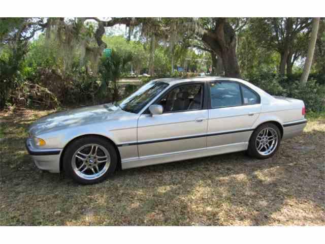 2001 BMW 740i Sedan | 1032905