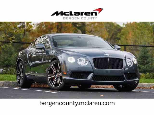 2013 Bentley Continental GT | 1032907