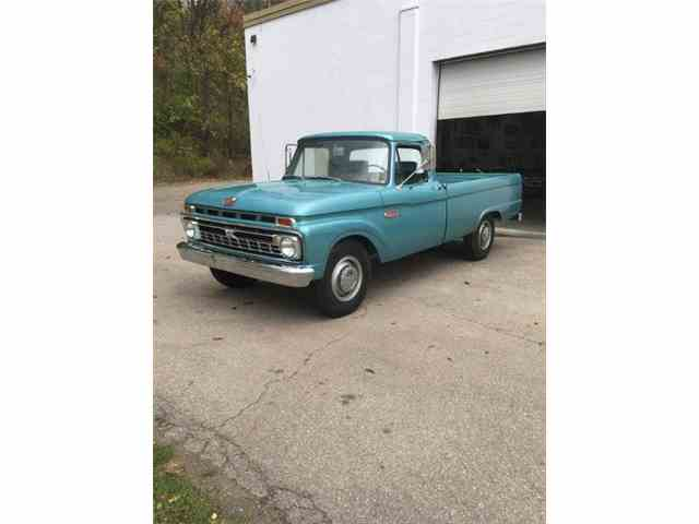 1966 Ford F250 | 1032916