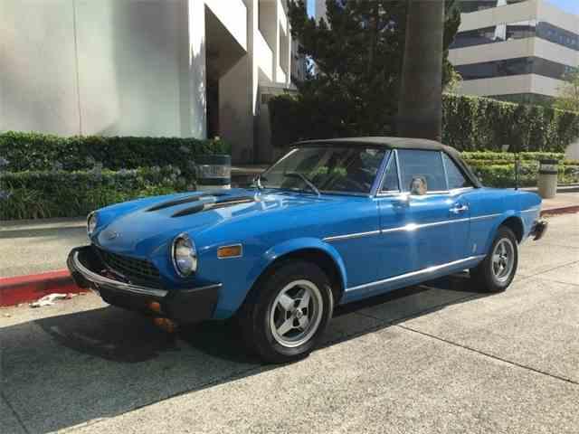 1976 Fiat Spider 1800 | 1032931