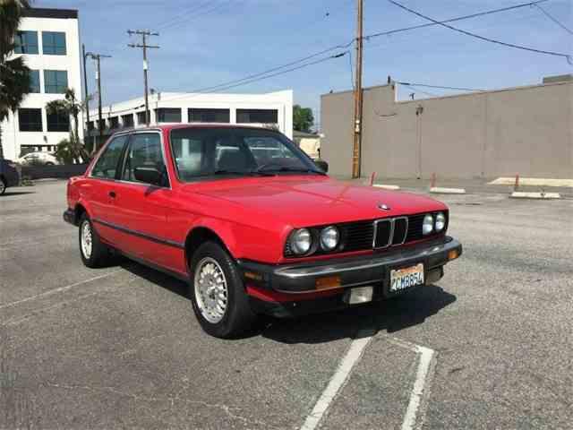 1986 BMW 3 Series   1032932