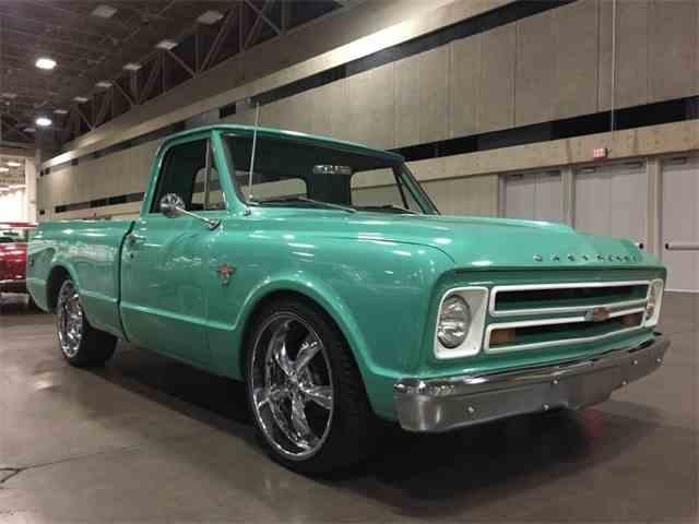 1967 Chevrolet C10 | 1032934