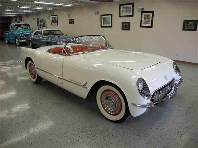 1954 Chevrolet Corvette | 1032947