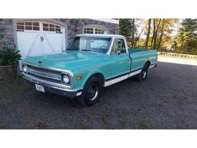 1969 Chevrolet C10 | 1032952