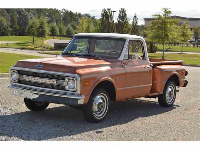 1970 Chevrolet C10 | 1032954