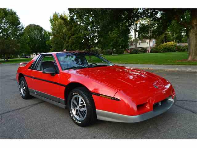 1985 Pontiac Fiero | 1032969