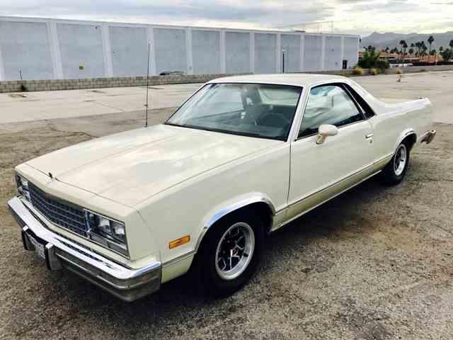 1985 Chevrolet El Camino | 1032987