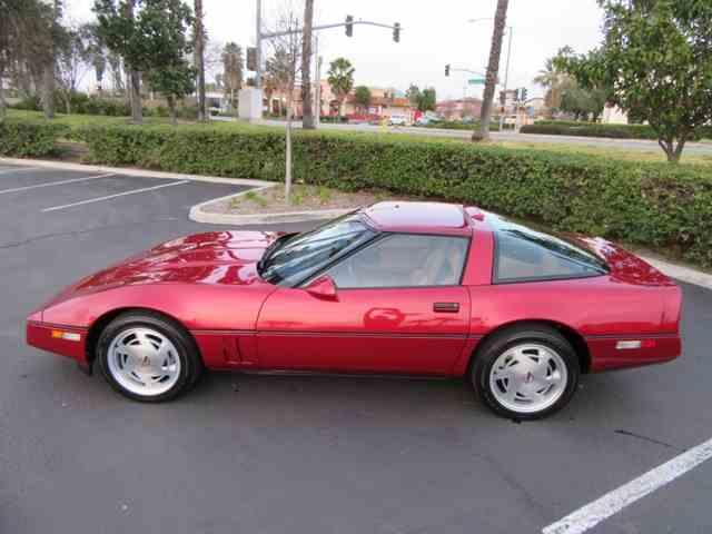 1989 Chevrolet Corvette | 1032988