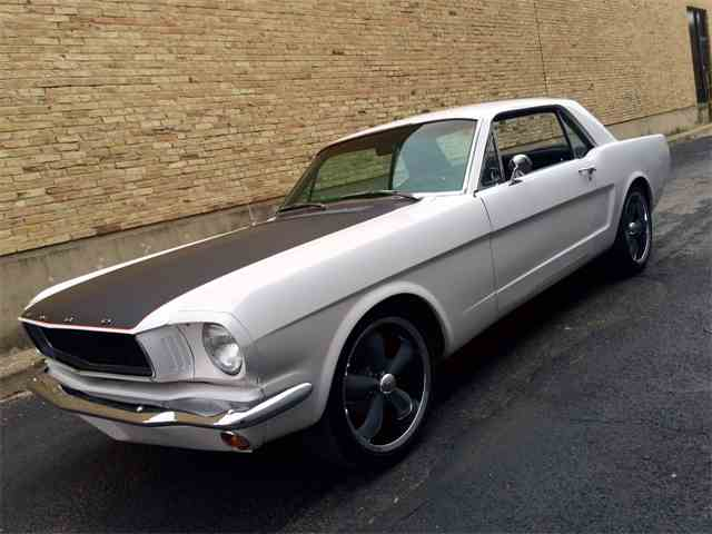 1966 Ford Mustang | 1030299