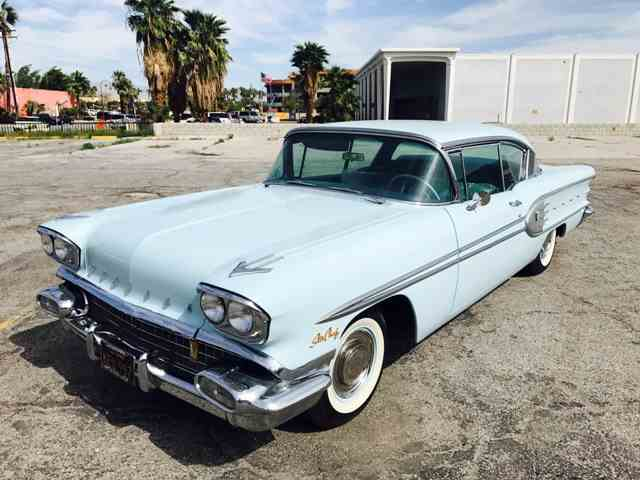 1958 Pontiac Star Chief | 1032990