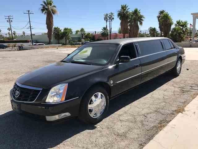 2007 Cadillac Limousine | 1032992