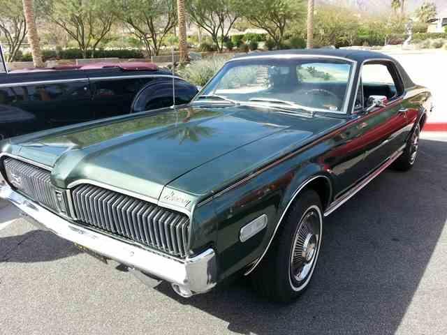 1968 Mercury Cougar | 1032997