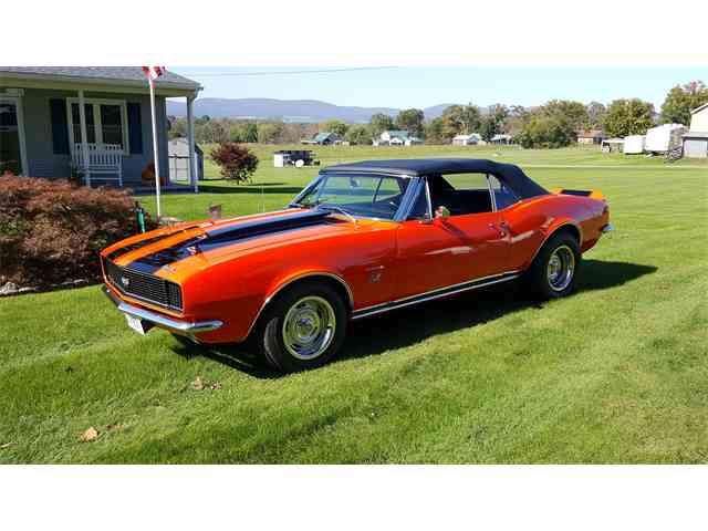1967 Chevrolet Camaro | 1030003