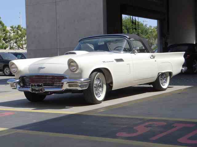1957 Ford Thunderbird | 1033004