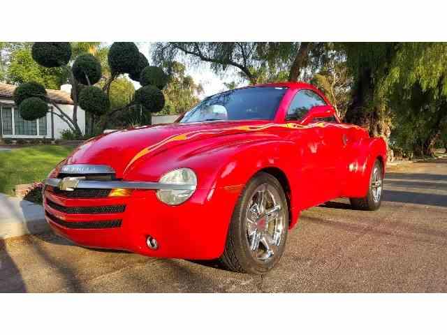 2004 Chevrolet SSR | 1033012