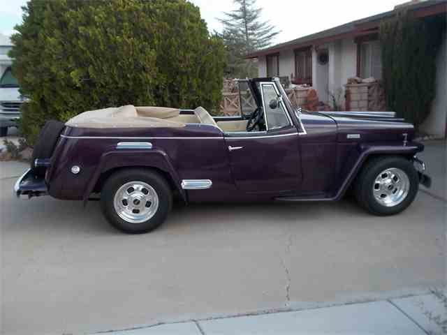 1949 Willys Jeepster | 1033014