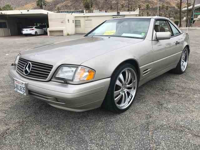 1997 Mercedes-Benz SL500 | 1033015