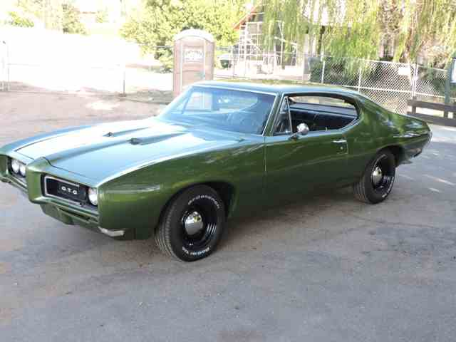 1968 Pontiac GTO | 1033021