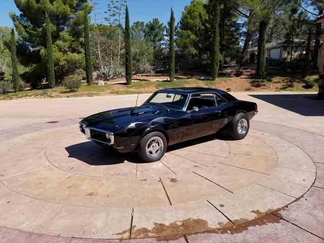 1968 Pontiac Firebird | 1033023