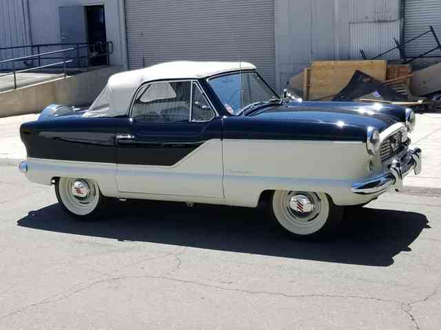 1960 Nash Metropolitan | 1033024