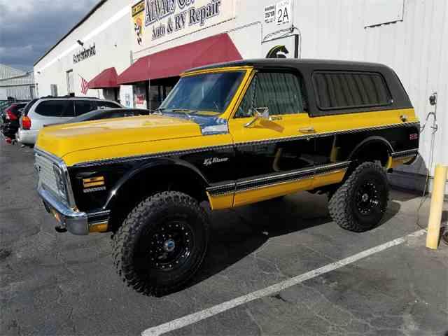 1972 Chevrolet Blazer | 1033025