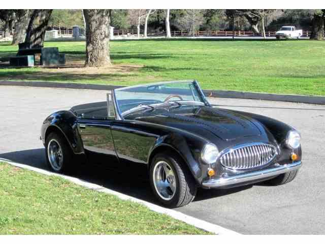 1962 Austin-Healey Sprite | 1033027