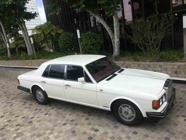 1989 Bentley Mulsanne S   1033030